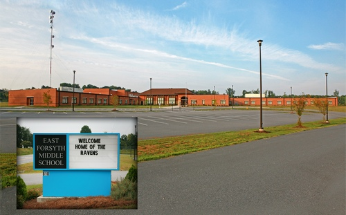 East Forsyth Middle School